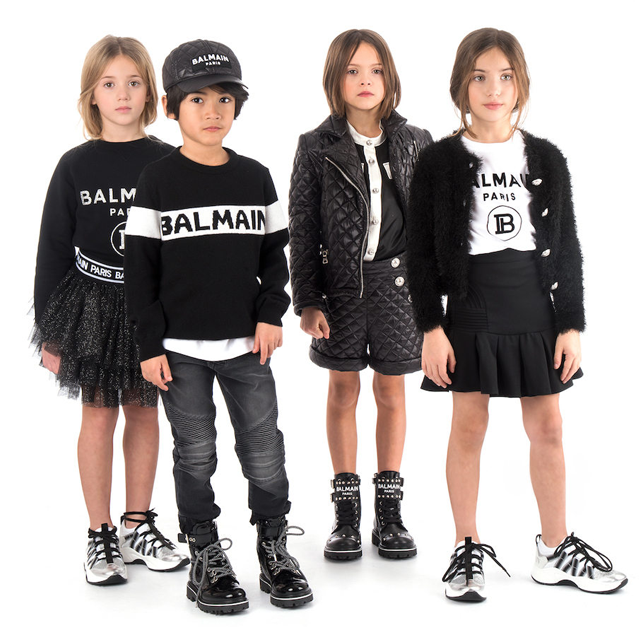 You are currently viewing Balmain Kids
